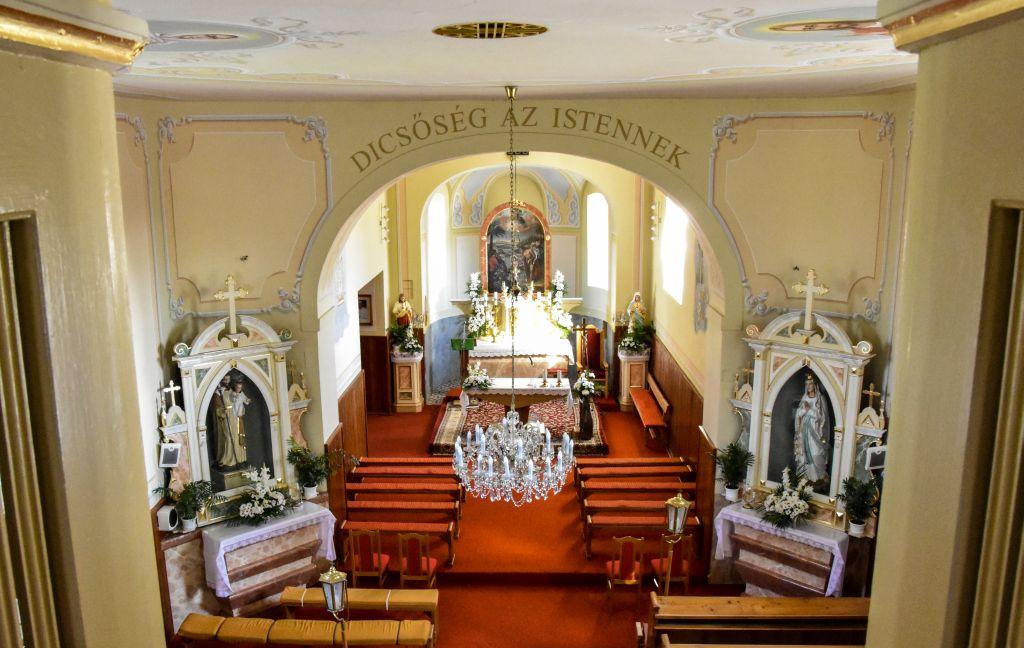 Jednoty kostol datovania